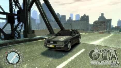 Audi RS2 Avant pour GTA 4 est un droit