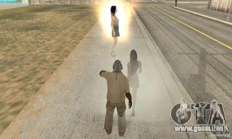 SuperClon (les gens de clonage dans SAN ANDREAS) pour GTA San Andreas troisième écran