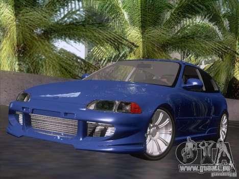 Honda Civic IV GTI pour GTA San Andreas