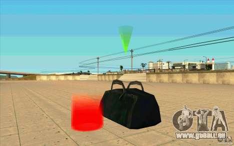 U.S.A.F. Cargo für GTA San Andreas her Screenshot