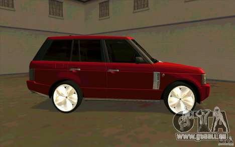 SPC Wheel Pack für GTA San Andreas zweiten Screenshot