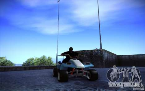 Quad Bike Custom für GTA San Andreas
