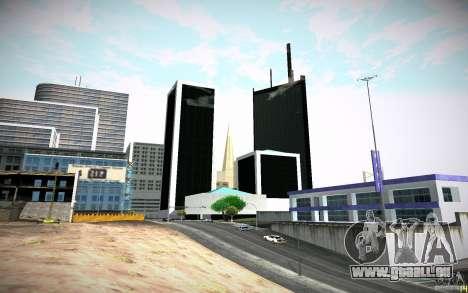 ENB Black Edition pour GTA San Andreas deuxième écran