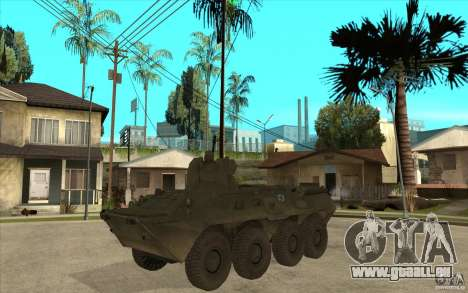 TTB de COD MW2 pour GTA San Andreas