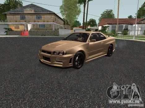 Nissan Skyline Z-Tune pour GTA San Andreas