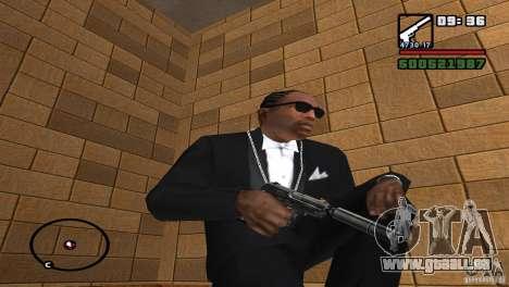 Montage HD pour GTA San Andreas troisième écran