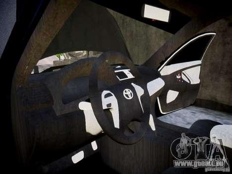 Toyota Camry für GTA 4 Rückansicht