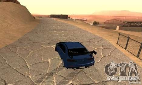 New Drift Zone für GTA San Andreas her Screenshot