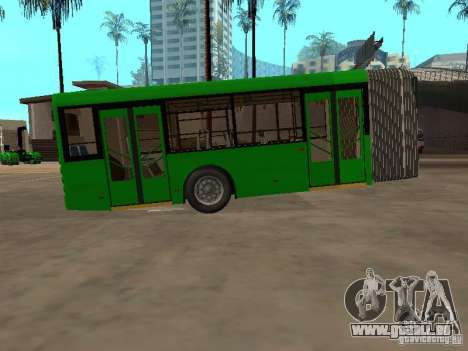 Remorque pour Liaz 6213.20 pour GTA San Andreas
