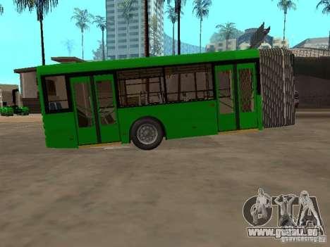 Trailer für Liaz 6213.20 für GTA San Andreas