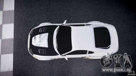 Toyota Supra ProStreet Style pour GTA 4 est un droit