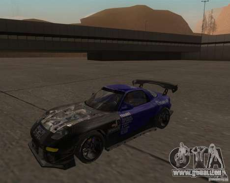 Mazda RX-7 FD3S special type pour GTA San Andreas