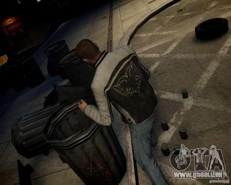 Collision Mod für GTA 4
