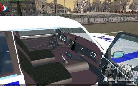 VAZ 2105 Jigouli PPP pour GTA San Andreas vue de droite