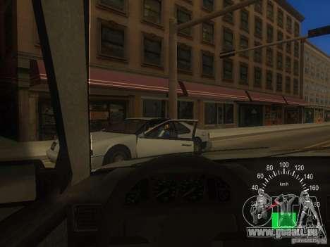 FSO Polonez Caro pour GTA San Andreas vue arrière