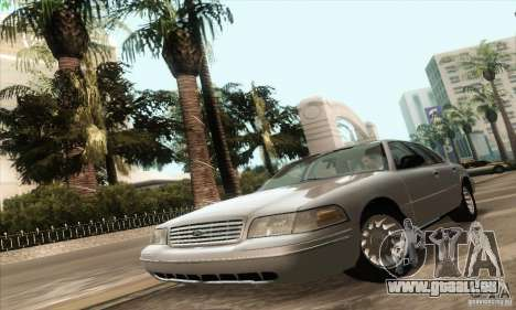 Ford Crown Victoria 2003 für GTA San Andreas