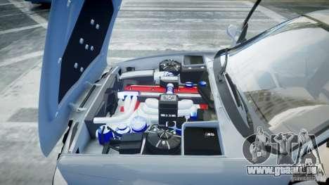 BMW M5 (E34) 1995 v1.0 pour GTA 4 est une vue de dessous