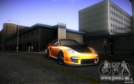 Porsche 911 GT2 RS 2012 für GTA San Andreas Seitenansicht