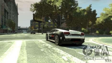 Lamborghini Gallardo SE Threep Edition [EPM] für GTA 4