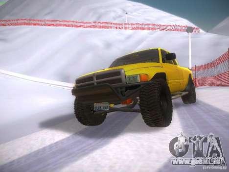 Dodge Ram Prerunner pour GTA San Andreas