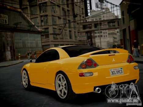 Mitsubishi Eclipse GT-S v1.0 für GTA 4 linke Ansicht