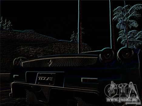 NegOffset Effect für GTA San Andreas dritten Screenshot