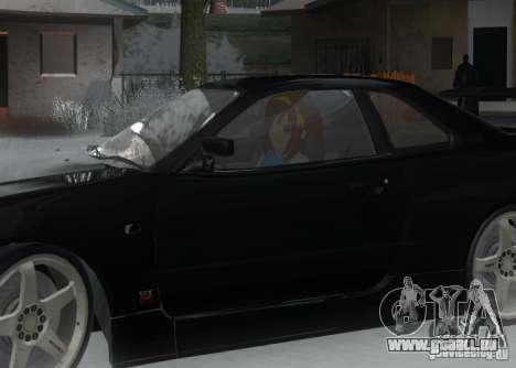 Anime Characters pour GTA San Andreas cinquième écran