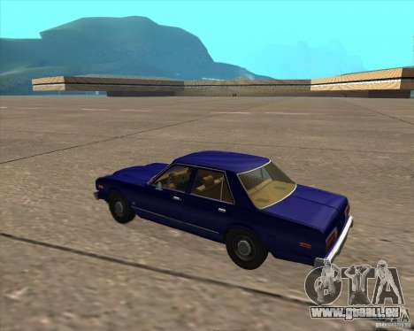 Dodge Aspen 1979 pour GTA San Andreas vue de droite