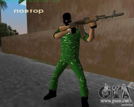 AK-74 für GTA Vice City