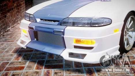 Nissan Silvia S14 [EPM] pour le moteur de GTA 4