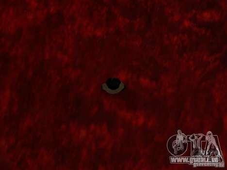 Lava für GTA San Andreas zweiten Screenshot