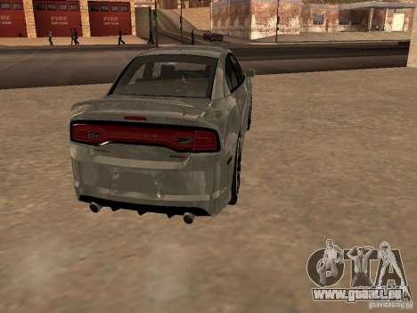 Dodge Charger SRT8 2011 V1.0 für GTA San Andreas rechten Ansicht