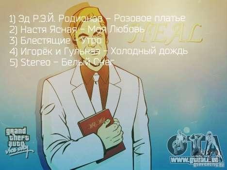 Radio Popsa von BuTeK für GTA Vice City zweiten Screenshot