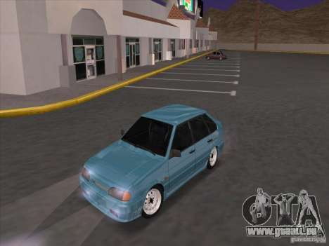 ВАЗ 2114 Casino pour GTA San Andreas