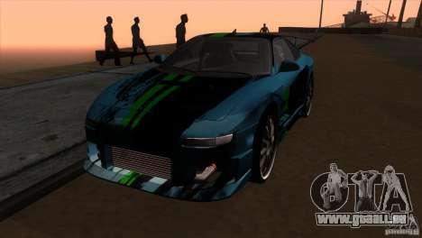 Toyota MR2 Drift für GTA San Andreas