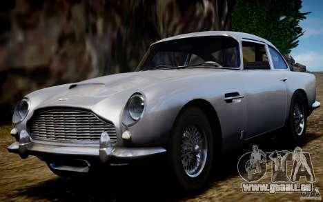 Aston Martin DB5 1964 pour GTA 4 est un droit