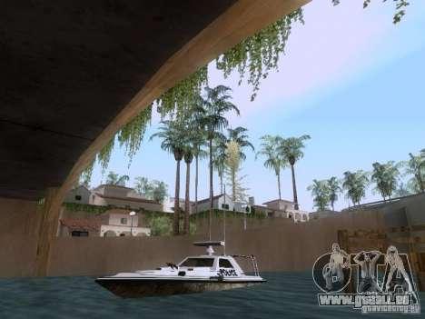 NEW Predator für GTA San Andreas linke Ansicht
