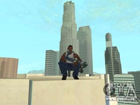 Weapons Pack für GTA San Andreas fünften Screenshot