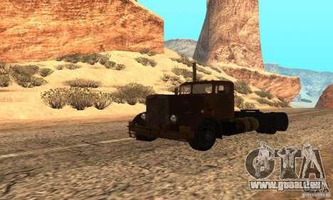 Duel Peterbilt pour GTA San Andreas