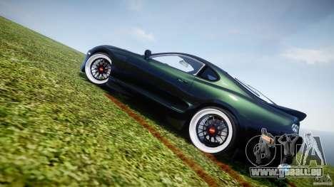 Toyota Supra JZA80 für GTA 4-Motor