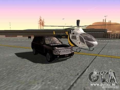 ENB Series by JudasVladislav v2.1 pour GTA San Andreas sixième écran