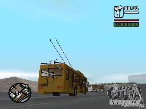Svarz-6235 für GTA San Andreas rechten Ansicht