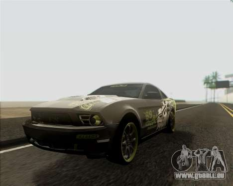 Ford Mustang Boss 302 für GTA San Andreas