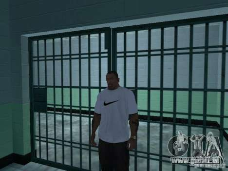 L'arrestation du contrevenant 2 pour GTA San Andreas