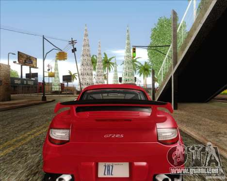Improved Vehicle Lights Mod v2.0 für GTA San Andreas elften Screenshot