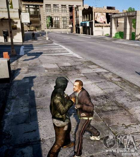 Bad Niko pour GTA 4 cinquième écran