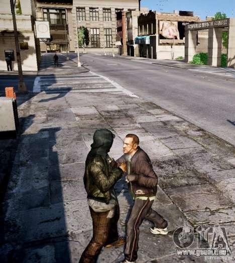 Bad Niko für GTA 4 fünften Screenshot