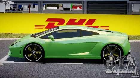 Lamborghini Gallardo LP560-4 DUB STYLE für GTA 4 linke Ansicht