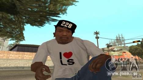 Cap 228 pour GTA San Andreas quatrième écran