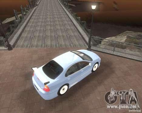 Chrysler 300M tuning pour GTA San Andreas laissé vue